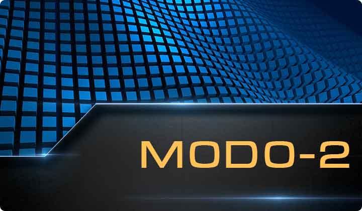 Курс моделирования MODO-2