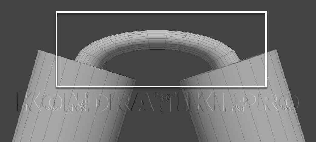 Modo Bridge пример соединения