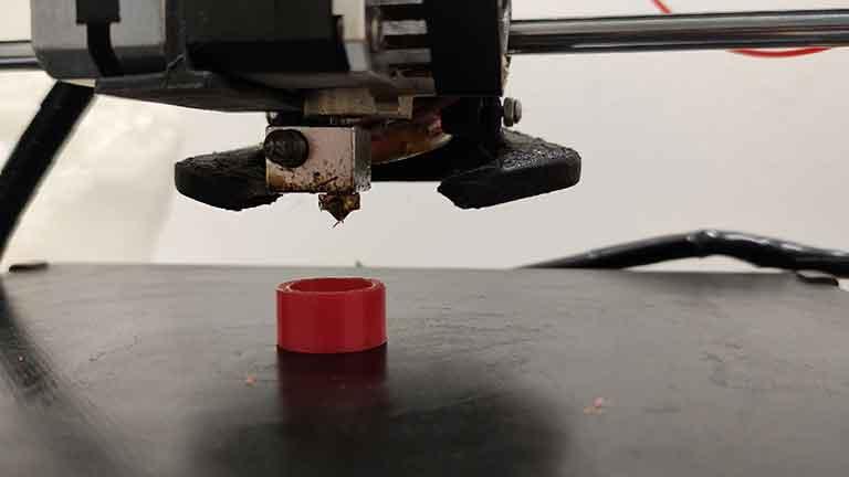 обдув сопла 3d принтера