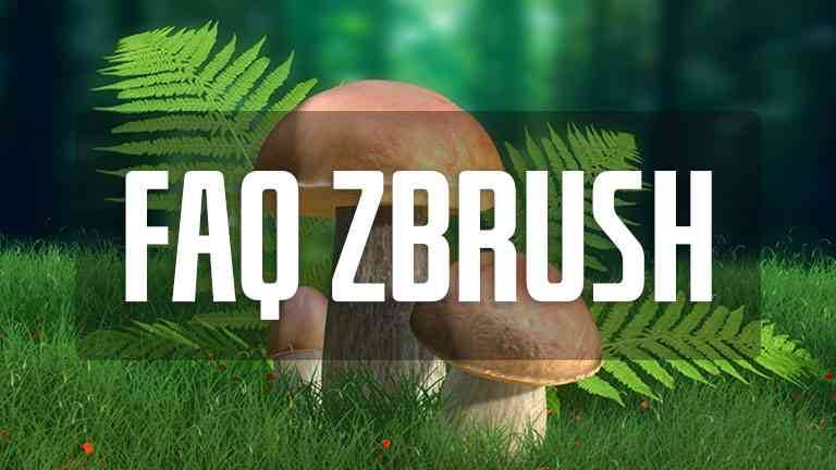 уроки ZBrush