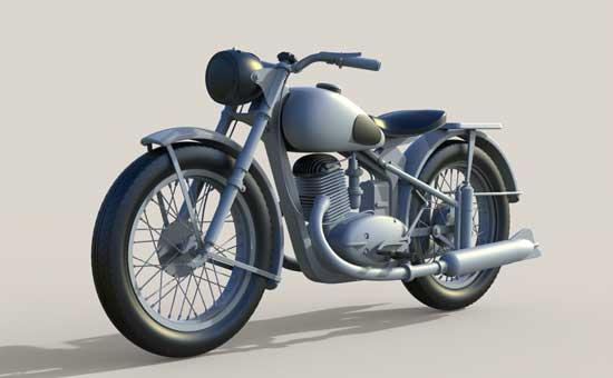 bike izh 49